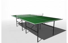 Теннисный стол Воевода (зеленый)