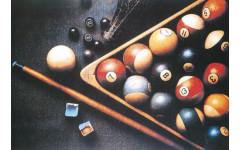 Постер CUE 74×52см