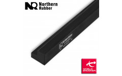 Резина для бортов Northern Rubber Snooker F/S L-77 137см 9фт 6шт.