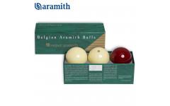 Шары Super Aramith Traditionnel Carom ø61,5мм 3шара