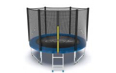 Батут EVO JUMP External 8ft (Blue)