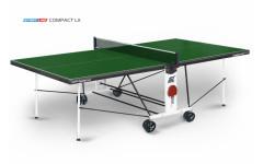 Теннисный стол Compact LX green